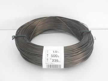 Picture of Bonsai aluminum wire mm. 1 - 500 gr.