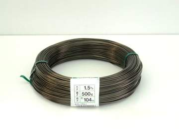 Picture of Bonsai aluminum wire mm. 1,5 - 500 gr.