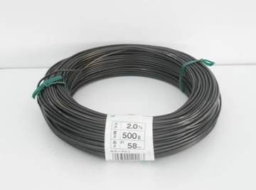 Picture of Bonsai aluminum wire mm. 2 - 500 gr.