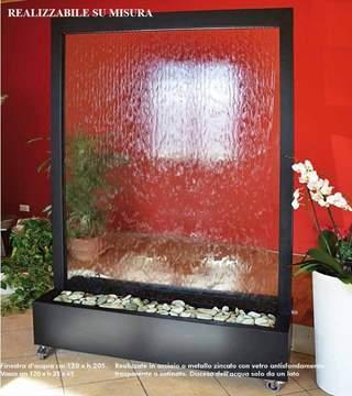 Immagine di Finestra d'acqua in vetro - misura media
