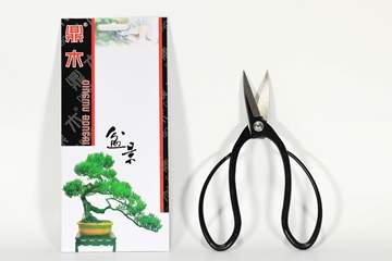 Picture of Bonsai root pruning  shears mm. 195 - semi professional