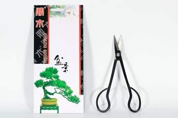Picture of Bonsai fine shears mm. 180 - semi professional