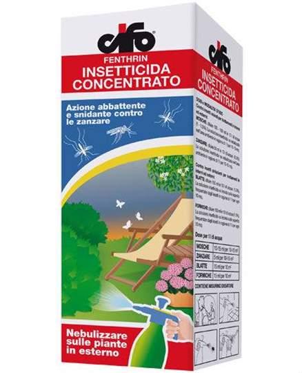 Immagine di Insetticida per zanzare e insetti volanti 200 ml.