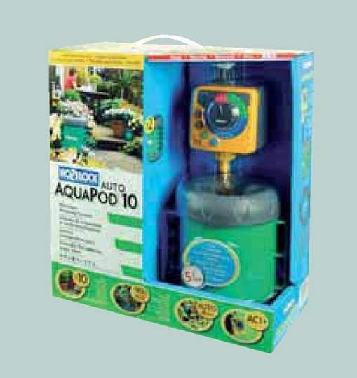 """Picture of Kit irrigazione """"Auto Aquapod 10"""""""