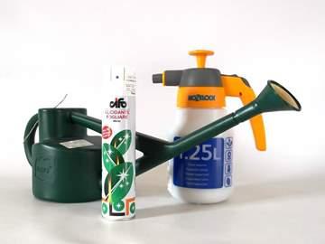 Immagine di Kit per Manutenzione e Cura piante - 3 Prodotti