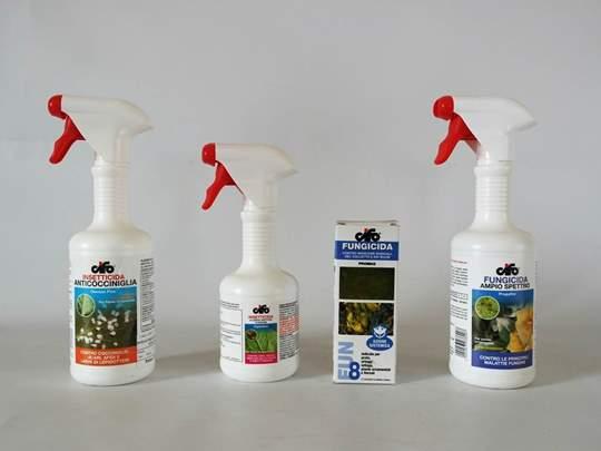 Picture of Kit per Protezione piante e bonsai - 4 Prodotti