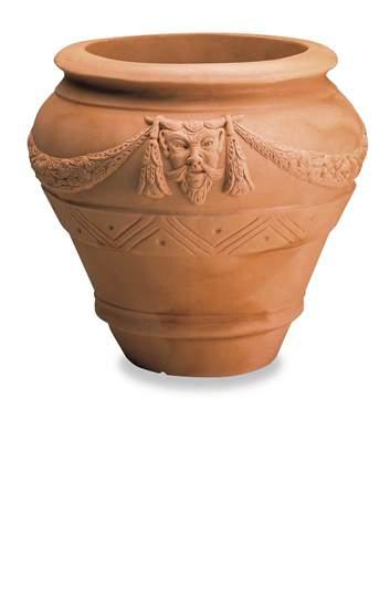 Picture of Orcio Decorato in resina