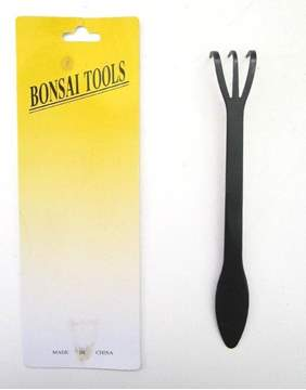 "Picture of Bonsai root rake/spatula ""Hobby"" mm. 210"