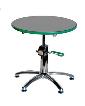 Picture of Professional bonsai round turntable Green-T
