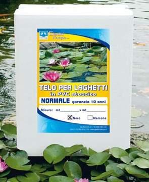 Picture of Telo per laghetto Nero mt. 4 x 6