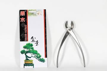 Picture of Alloy steel bonsai branch cutter mm.210