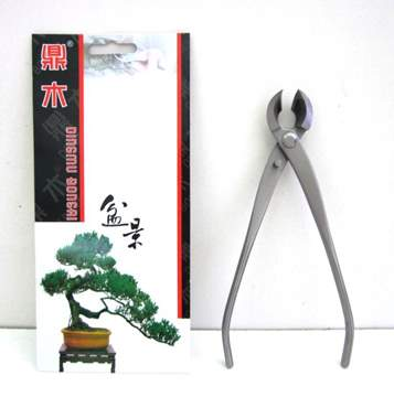 Picture of Curved bonsai branch cutter mm. 200 - alloy steel