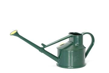 Picture of Bonsai watering can - green plastic 0,5 lt