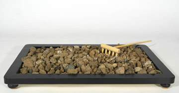 Picture of Pumice grain 7/12 mm. bonsai soil - bag 5 litres