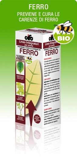 Picture of Integratore liquido per carenze di Ferro 100 ml
