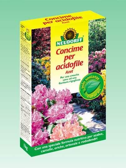 Picture of Concime AZET per ACIDOFILE 1 kg.