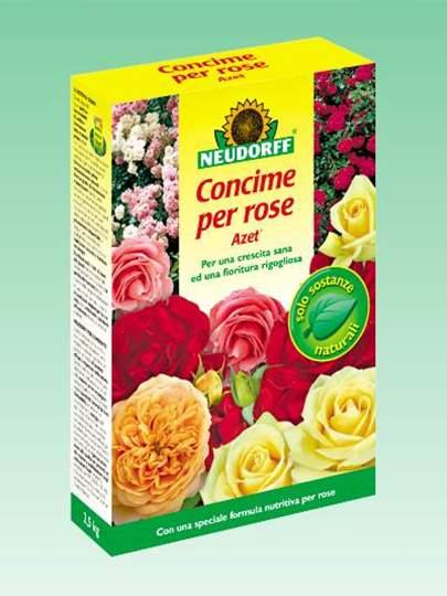 Immagine di Concime AZET per ROSE 1,75 kg.