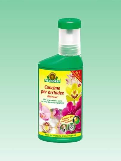 Picture of Concime BIO per ORCHIDEE da 250 ml.