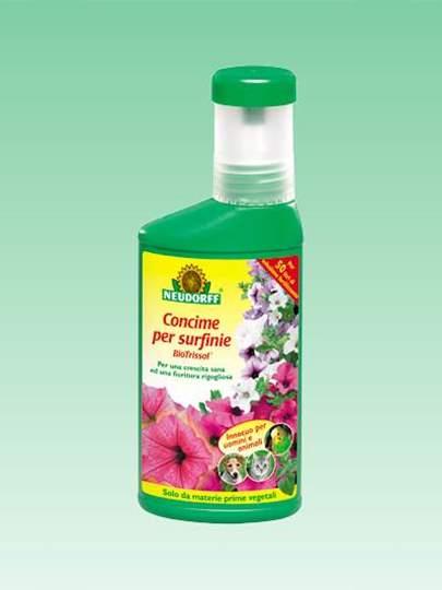 Picture of Concime BIOTRISSOL per SURFINIE da 250 ml.