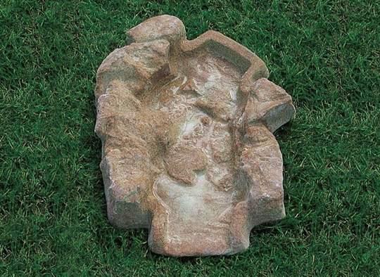 Picture of Ruscello artificiale con curva a sinistra