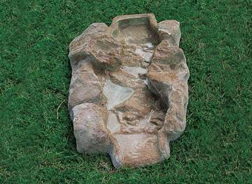Picture of Ruscello artificiale dritto