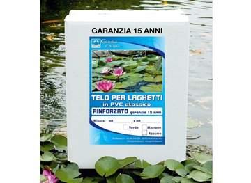 Picture of Telo per laghetto rinforzato mt. 6 x 8