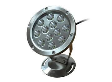 Picture of Faretto Magica Luce a LED in acciaio