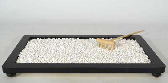 Picture of Perlite grain 3/5 mm. bonsai hydroponic soil - bag 5 litres