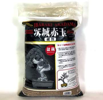 "Picture of Akadama ""Hard Quality"" grain 2/5 mm. - bag 14 lt"