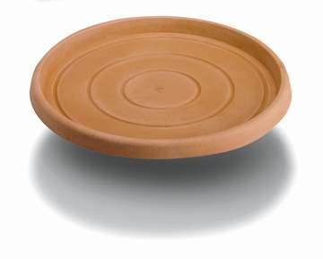 Immagine di Sottovaso Circolare in Resina 18 cm.