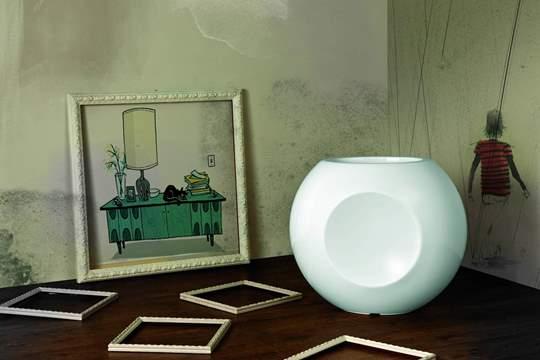 """Immagine di Vaso ALBORAN piccolo """"Nude"""""""