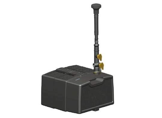Picture of Filtro con lampada UV 7000 e pompa 2600 lt/h - cavo 10 mt