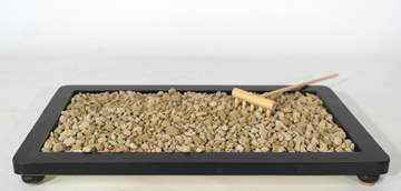 Picture of Pumice grain 3/8 mm. bonsai soil - bag 10 litres