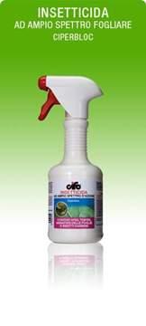Picture of Insetticida per afidi, tripidi, minatori e insetti dannosi, pronto all'uso 750 ml.