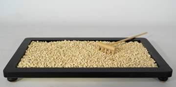 Immagine di Kanuma grano 2/5 mm. - sacco 5 litri