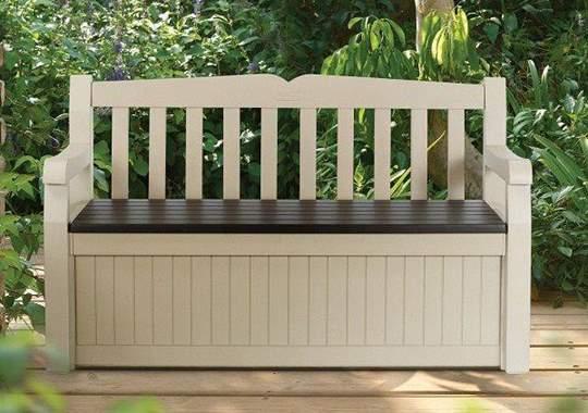 cassapanca resina eden bench