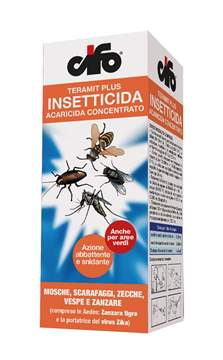 Picture of Insetticida-acaricida concentrato Teramit 100 ml.