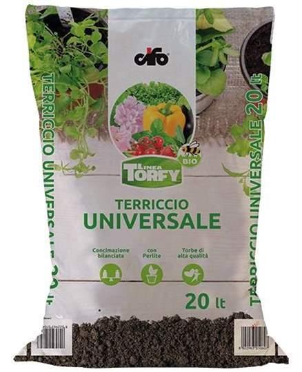 Picture of Terriccio Universale Torfy BIO da 70 lt.