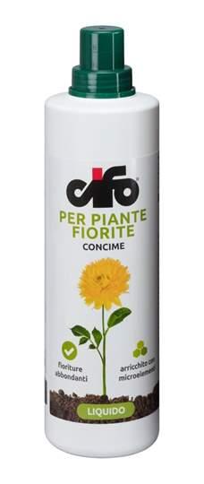 Picture of Concime liquido Cifo per PIANTE FIORITE da 1 lt.