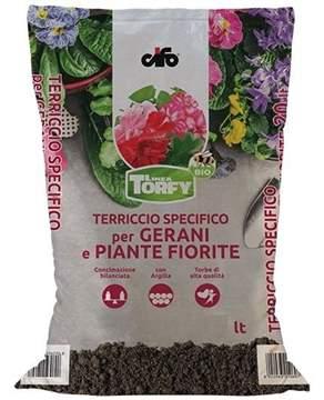 Picture of Terriccio per piante fiorite Torfy BIO da 45 lt.