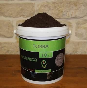 Immagine di Torba bionda - 10 litri