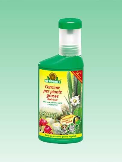 Picture of Concime BIOTRISSOL per PIANTE GRASSE da 250 ml.