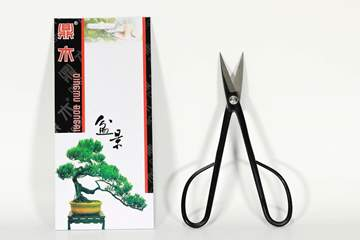 Picture of Bonsai trimming scissors mm. 210 - semi professional