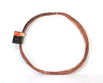 Picture of Bonsai copper wire diam. 1.2 mm - skein 1 Kg