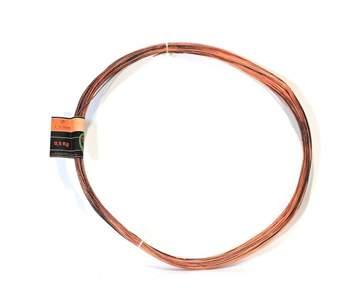 Picture of Bonsai copper wire diam. 1.5 mm - skein 1 Kg