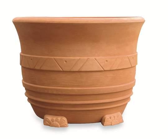 Immagine di Vaso resina grande Mediterraneo cm. 140