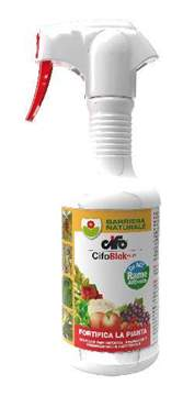Immagine di Fungicida Biologico CIFOBLOCK plus pronto all'uso 500 ml.