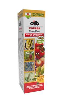 Immagine di Fungicida Biologico COPPER 200 ml.a base di Rame e Boro